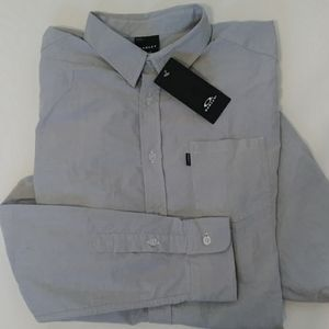 Oakley Button Down Custom Fit Shirt
